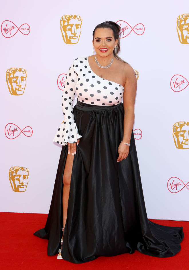 Michaela said she then messaged Scarlett many times to enquire why she hadn't worn the skirt, however, Scarlett allegedly did not reply to her