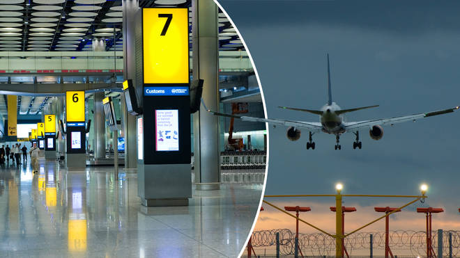 Heathrow airport is facing strikes this month