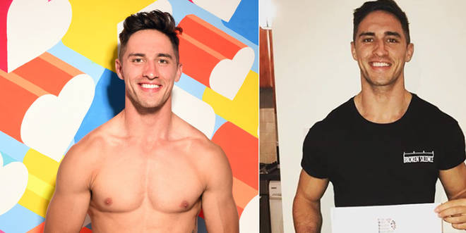 Greg is the latest bombshell to enter the villa
