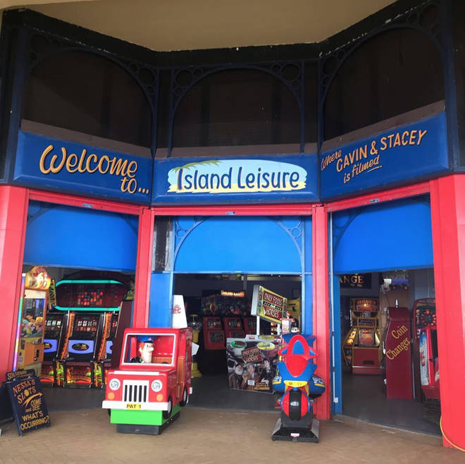 Want to see what's occurin' at Nessa's Slots? Head to Island Leisure Amusement Arcade in Barry.