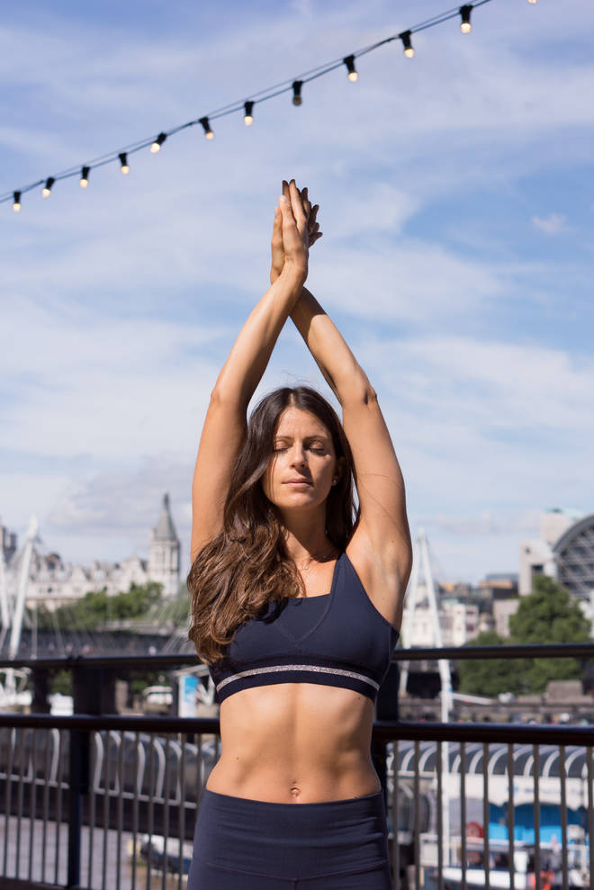 Just ten minutes of stretching a day can help