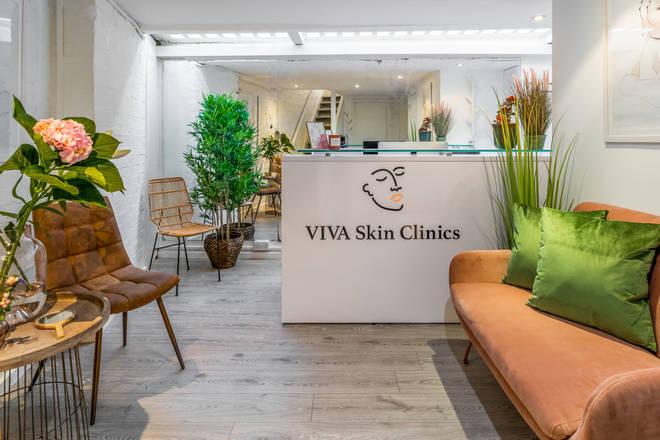 VIVA Skin Clinics have locations all across London