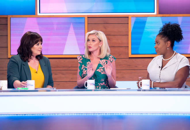 Amy Hart has landed a job at Loose Women