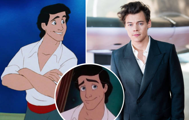 Disney are reportedly in talks with Dunkirk star Harry Styles to play the film's heartthrob Prince Eric.