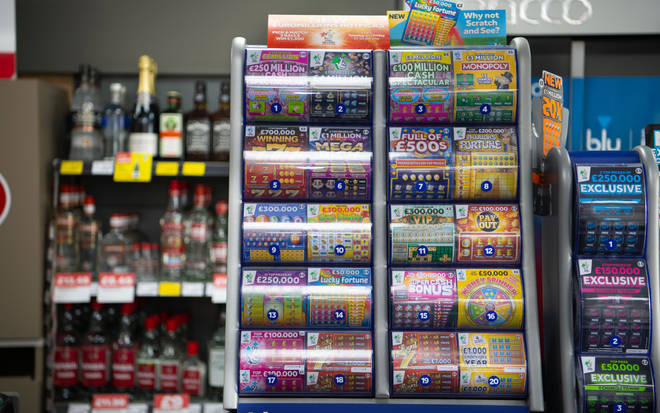 Scratchcards could soon be under the same restrictions as alcohol and cigarettes