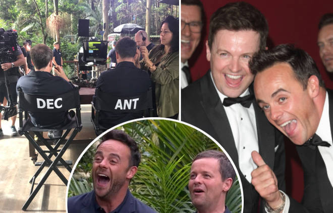Ant McPartlin will be rejoining best pal Dec Donnelly for the 2019 series of I'm a Celebrity...Get Me Out of Here!