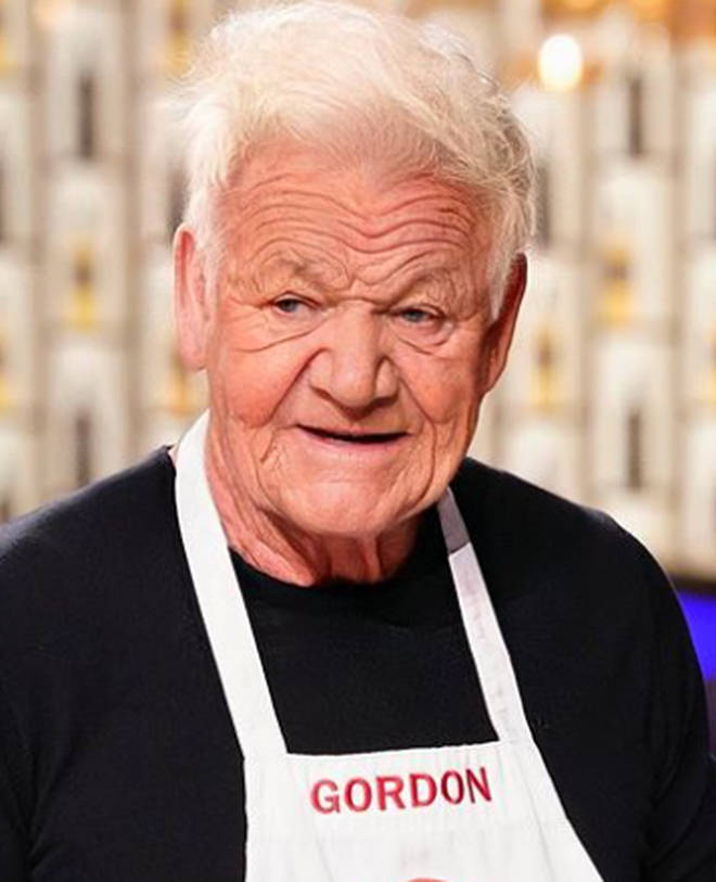 Gordon Ramsay's one of the many celebs that's been posting his FaceApp challenge snaps
