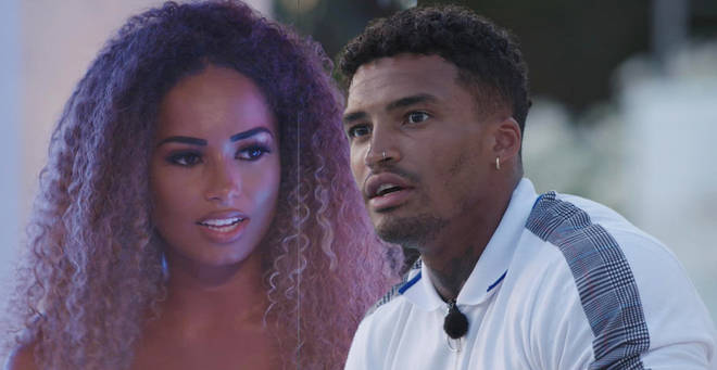 Michael was slammed by angry Love Island fans