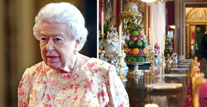 The Queen is after a new chef