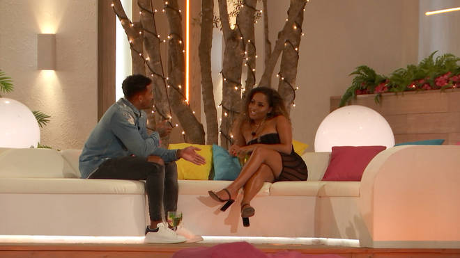 Michael has recently had a change of heart following Jaonna's shock dumping from the villa