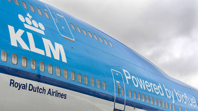 "KLM said: ""To keep the peace on board, in such cases we will try to find a solution that is acceptable to everyone and that shows respect for everyone's comfort and personal space"""