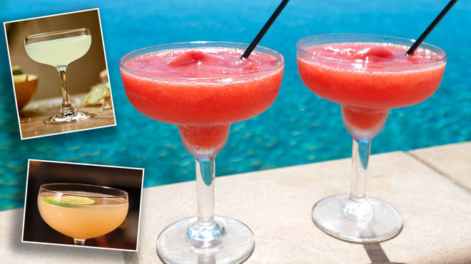 It's National Daiquiri Day
