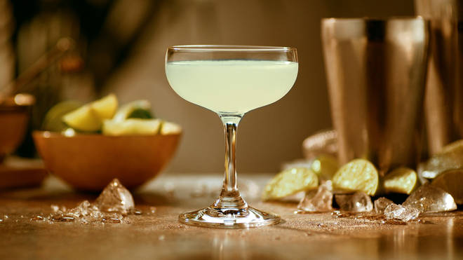 There are just three ingredients in a daiquiri