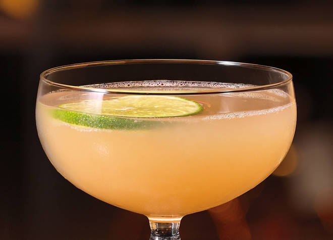 Ernest Hemingway invented this grapefruit-tinged twist on the classic drink
