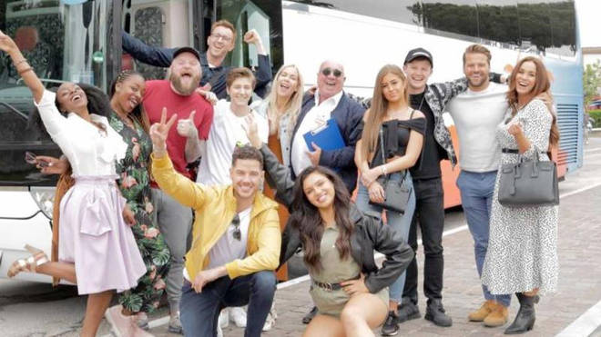 The line-up for Celebrity Coach Trip: Road to Cannes has been announced.