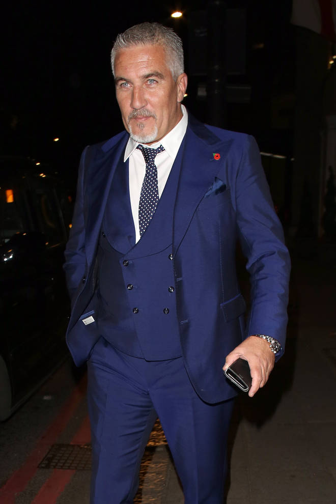 Paul Hollywood has since moved on with barmaid Summer Monteys-Fullam.