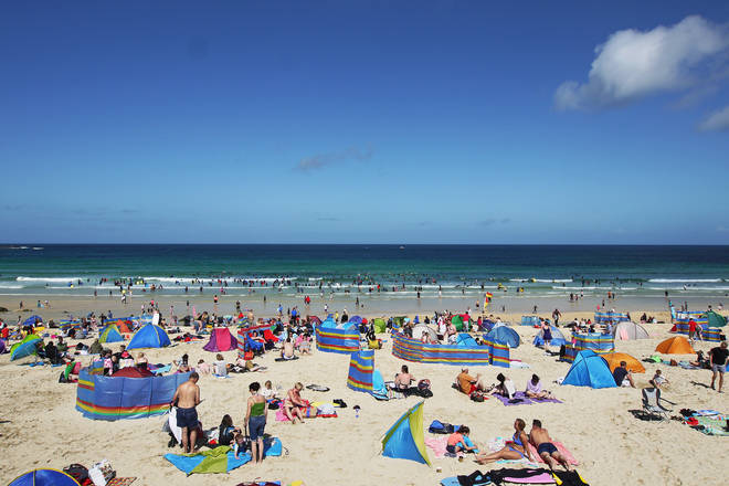 UK is set for scorching temperatures next week