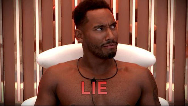 Josh Denzel famously lied in his lie detector test but was happy with Kaz for a few months after