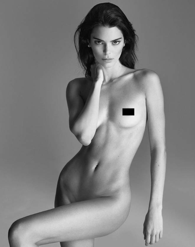 Kendall Jenner bares all to promote acne-targeting skin-care brand