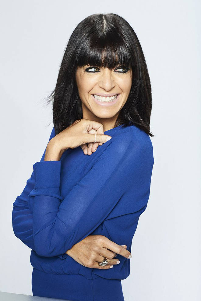 Claudia Winkleman confesses she 'NEVER takes her make-up off'