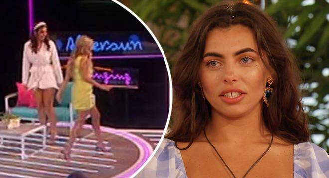 Caroline appeared to snub Francesca on After Sun last night