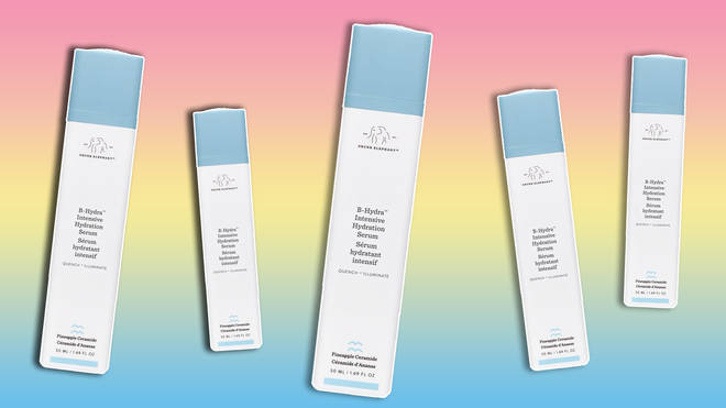 Drunk Elephant B Hydra Intensive Serum has been described as 'a glass of water for your skin'