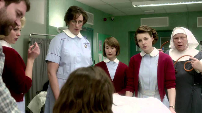 Fans love Call The Midwife's mixture of nostalgia and gentle drama