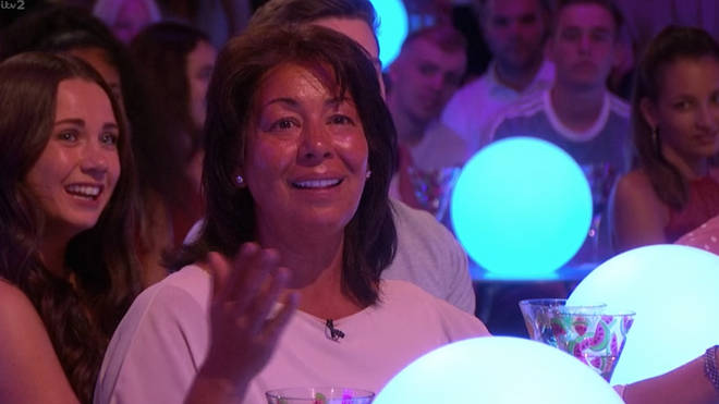 Anton's mum didn't hold back on After Sun