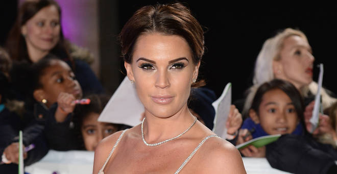Danielle Lloyd has opened up about her miscarriage in a heartbreaking Instagram post