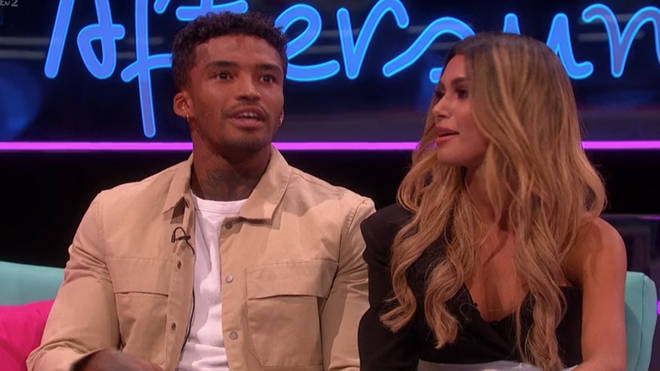 Sherie-Anne called out Michael on his behaviour