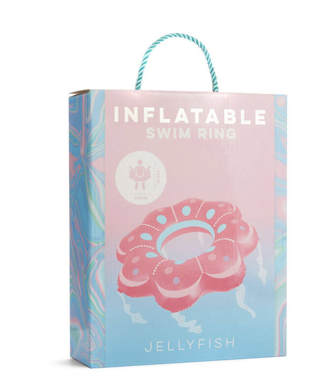 We love this inflatable jellyfish