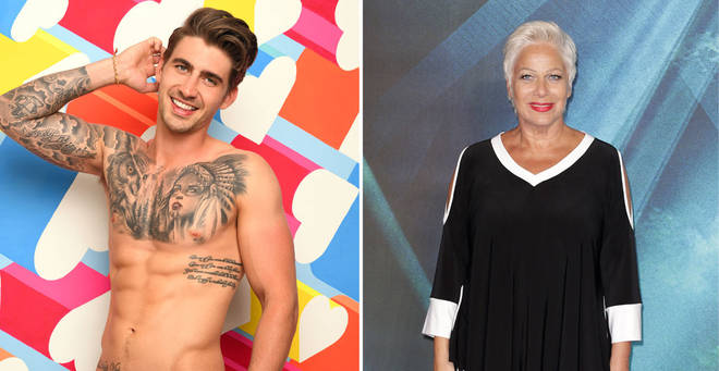 Chris Taylor has a surprising connection to Denise Welch