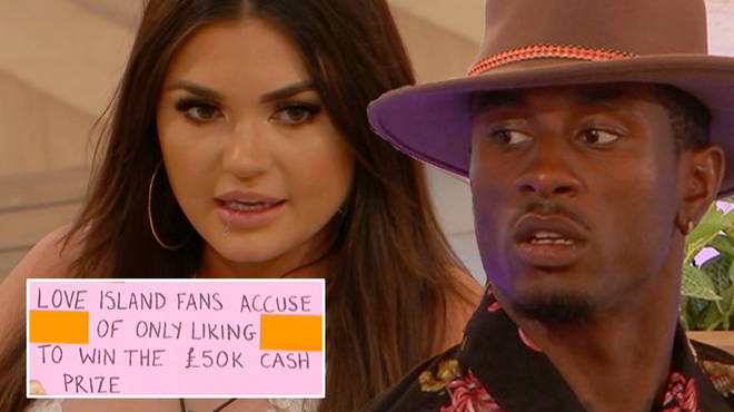 Love Island's Ovie starts doubting India's intentions after brutal headline challenge