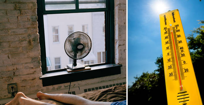 How to get a good night's sleep in hot weather