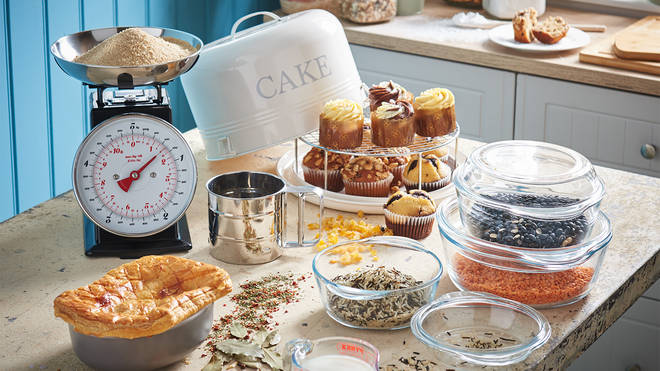 Wilko has all you need for baking and cake decorating this summer holidays