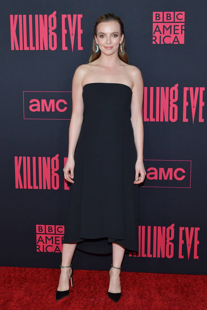 Jodie Comer is best known for her role as psychopathic assassin Villanelle.