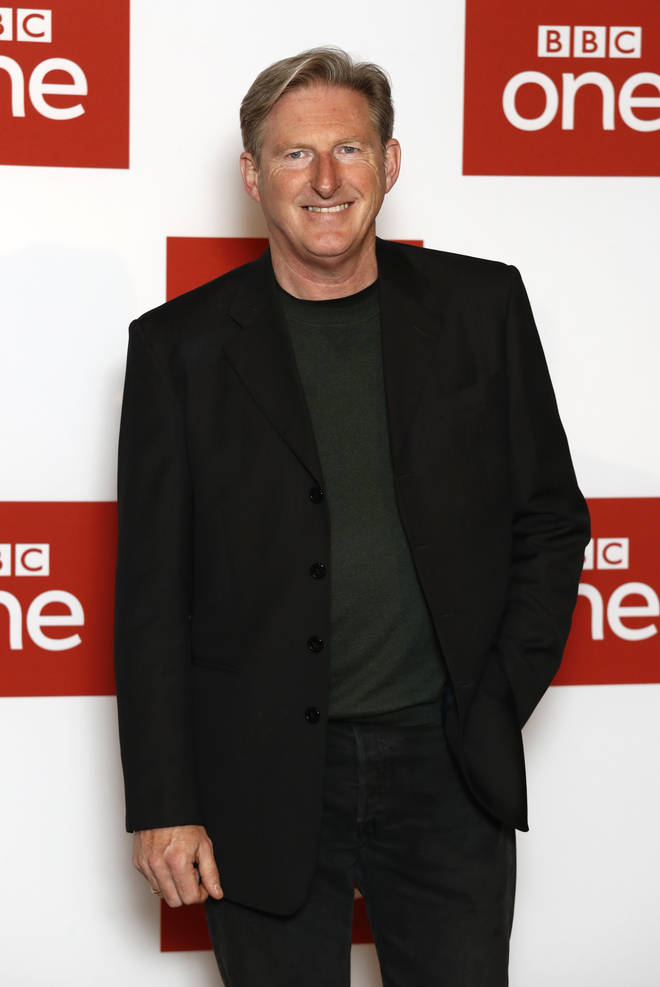 Actor Adrian Dunbar played AC12's Ted Hastings in hit British drama Line Of Duty.
