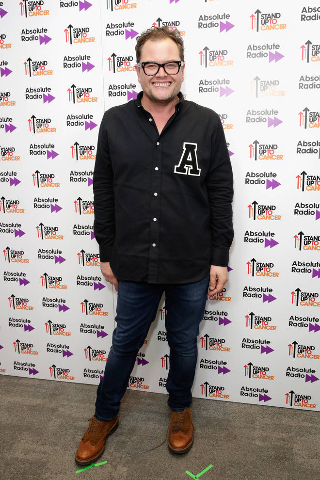 Chatty Man's Alan Carr could be starring in the upcoming series of Strictly.