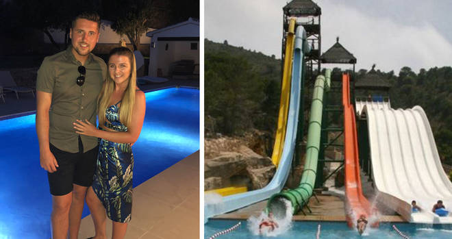 Benidorm water park accident: Mum 'demands answers' after son could be left paralysed