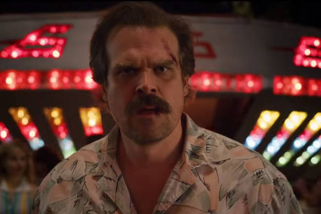 David Harbour's Stranger Things contract allegedly includes an option for a fourth season.
