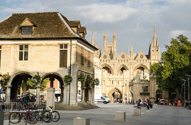 Peterborough was named the worst place to live in the UK