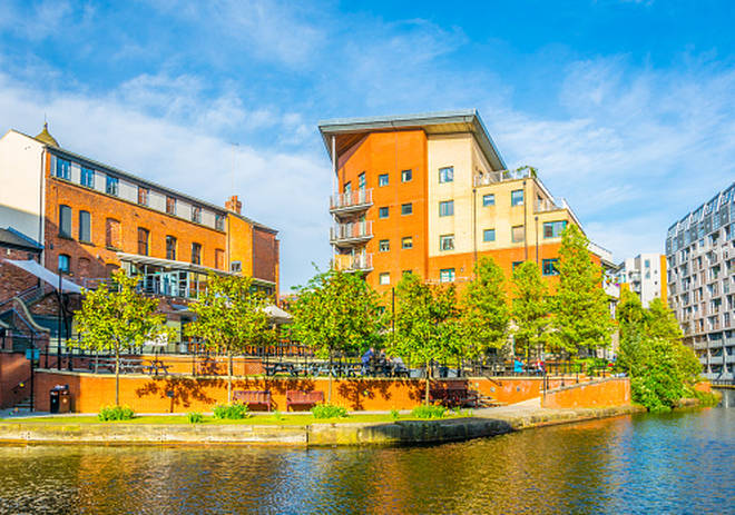 Rochdale in Greater Manchester was voted the third worst place to live
