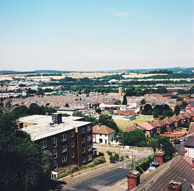 Rotherham in South Yorkshire was ranked the sixth worst place to live in Britain