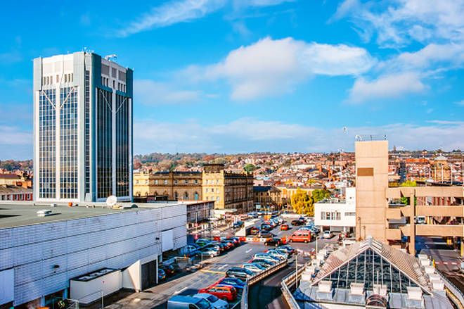Blackburn was ranked the tenth worst place to live in the UK