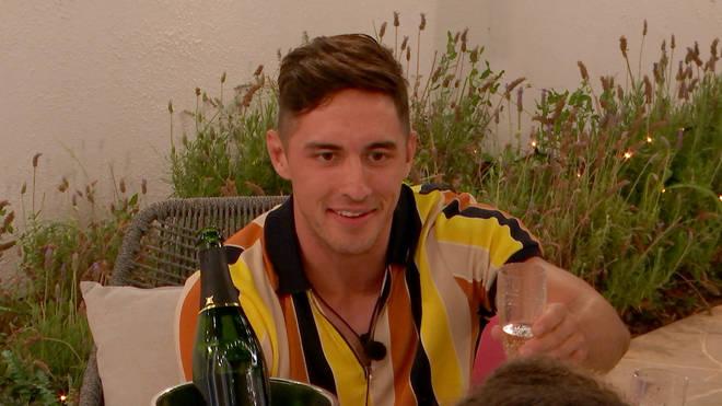 Greg O'Shea has returned to Majorca and to the villa