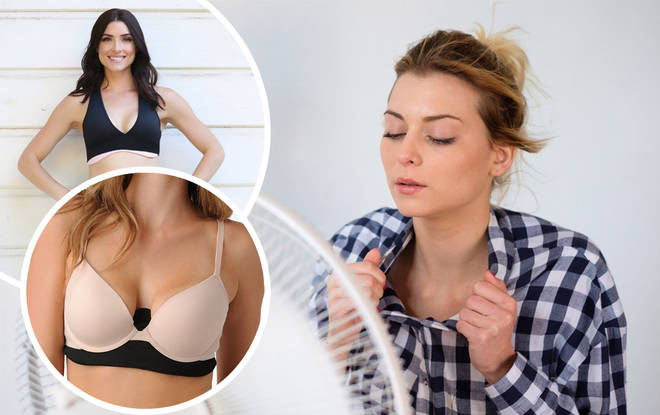The boob sweat banisher will be a saving grace for many women