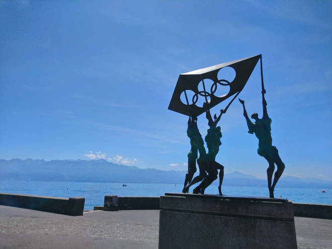 As the home of the International Olympic Committee, Lausanne is overflowing with sporting events