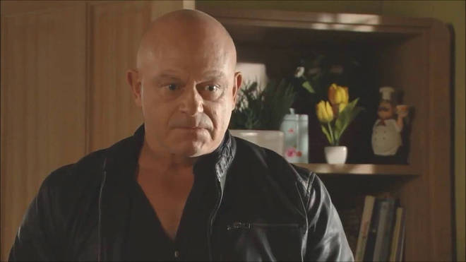 Ross has played Grant Mitchell since 1990