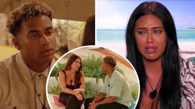 "Anna has branded her ex-boyfriend Jordan&squot;s behaviour as ""the worst in Love Island history""."