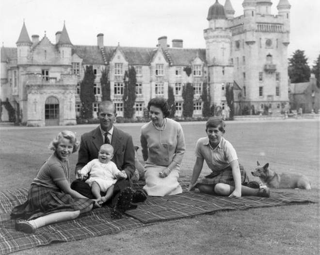 Balmoral is said to be the Queen's favourite royal residence